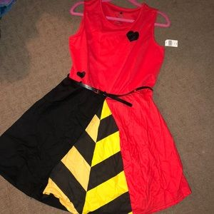 Disneyland Queen of Hearts Dress